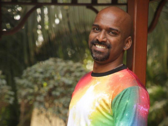Mr Gay India 2019 - Suresh Ramdas (Instagram)