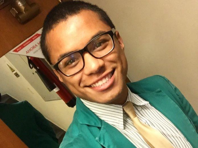 Mr Gay Peru Jorge Seminario (Instagram)