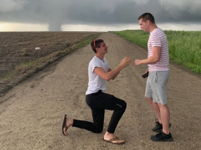 Storm Chaser Proposal (Twitter)