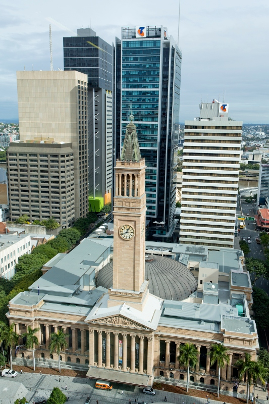 Brisbane City Hall and Clock Tower (Museum of Brisbane)