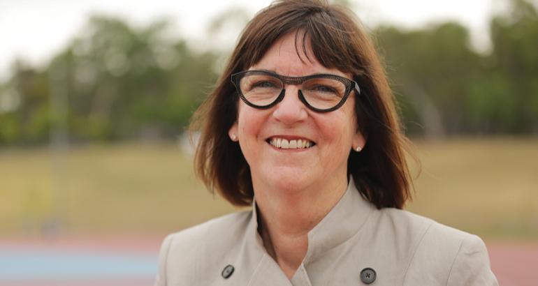 Sport Australia CEO Kate Palmer