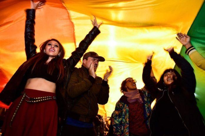 Ecuador High Court approves same-sex marriage (AFP-Instagram)