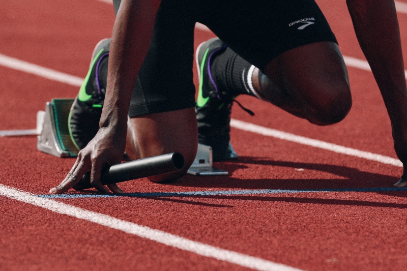transgender and gender diverse athletes