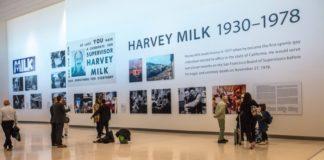 San Francisco Airport Harvey Milk Terminal 1