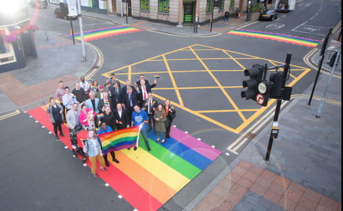 Rainbow Crossing UK