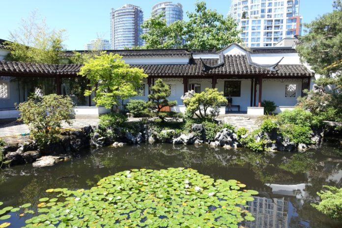 Dr. Sun Yat-Sen Classical Chinese Garden in Vancouver (Supplied)