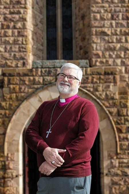Wangaratta Anglican Diocese Bishop John Parkes