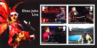 Elton John - Royal Mail