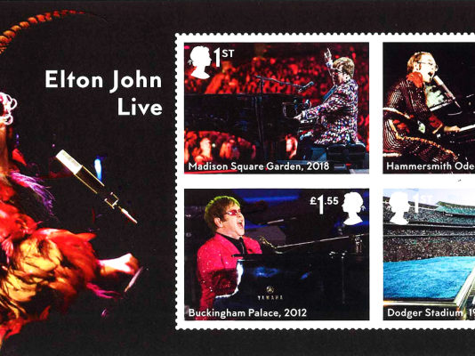 Elton John - Royal Mail