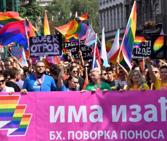 Sarajevo -Pride