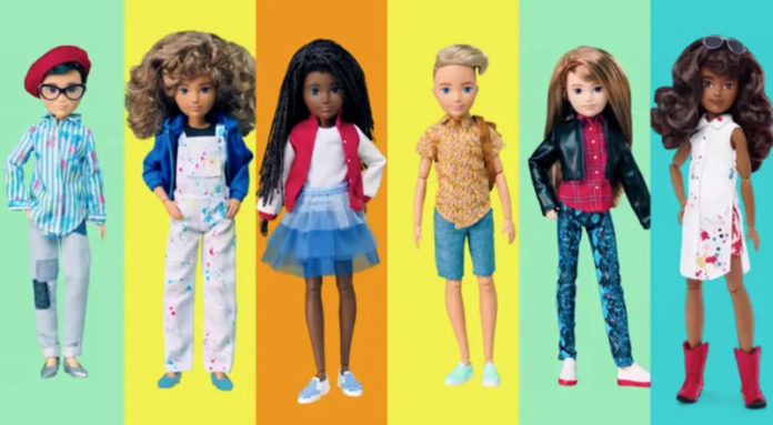 gender-neutral Dolls