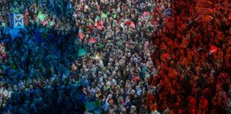 France IVF Protest