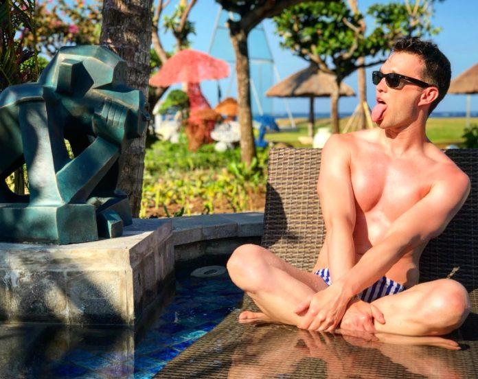 David at Grand Mirage Resort & Thalasso Spa Bali