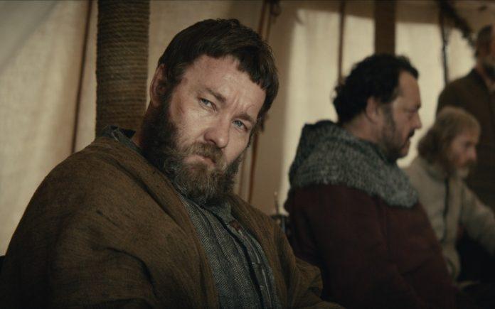 Joel Edgerton in The King