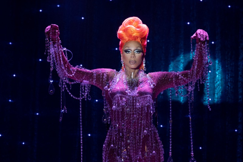 RuPaul in AJ and the Queen (Netflix)
