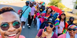 Botswana Gaborone Pride 2019