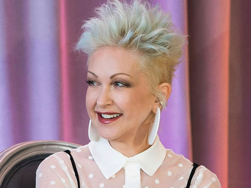 Cyndi Lauper to Receive High Note Global Prize For Work Helping LGBTQ Youth  | Gay Nation