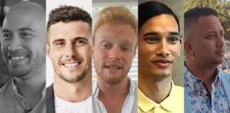 Mr Gay New Zealand 2020 Finalists