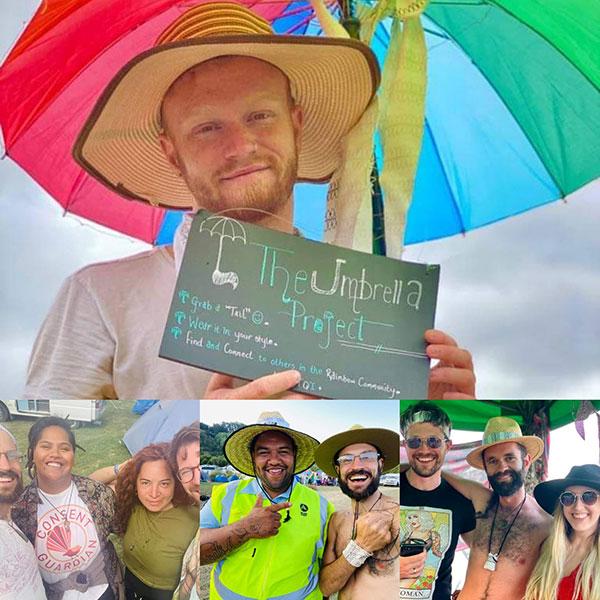 Liam Reid Umbrella Community
