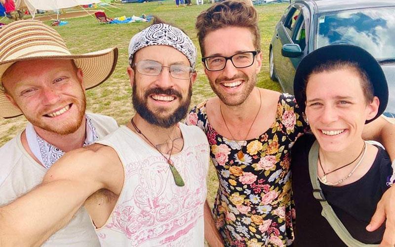 Liam Reid group