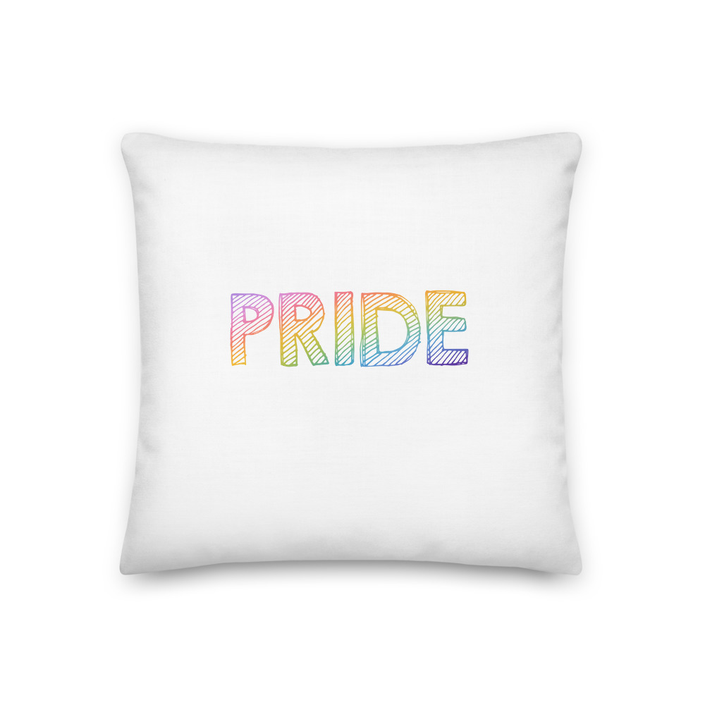 Love Pride Premium Pillow