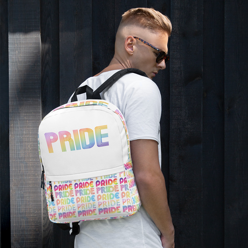 Feel Pride Busy Backpack