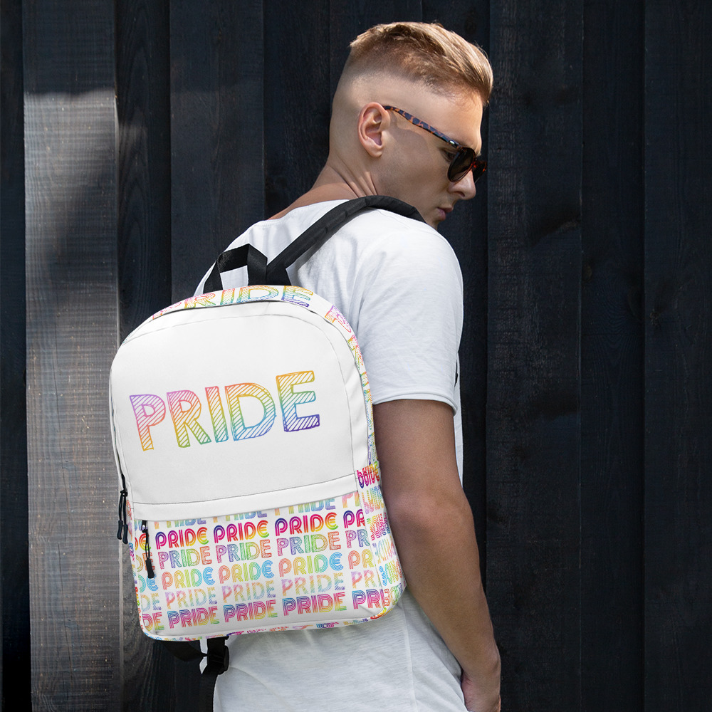 Love Pride Backpack