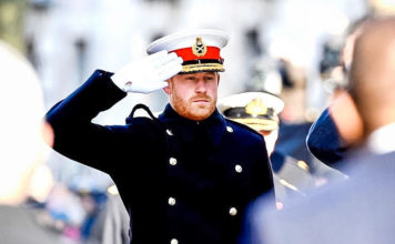 Prince Harry defended gay soldier