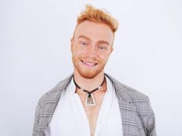 Mr Gay NZ Liam Reid