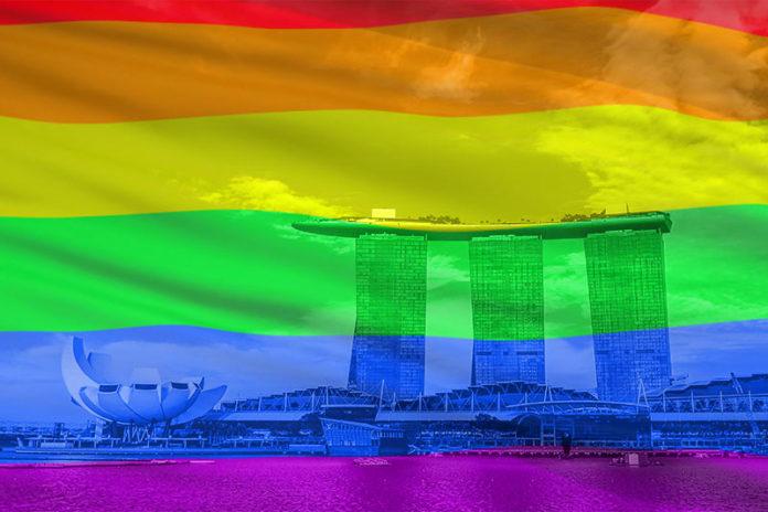 Singapore Gay Sex Ban