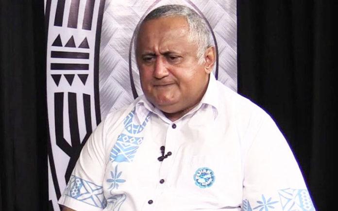 Francis Kean Fiji Rugby