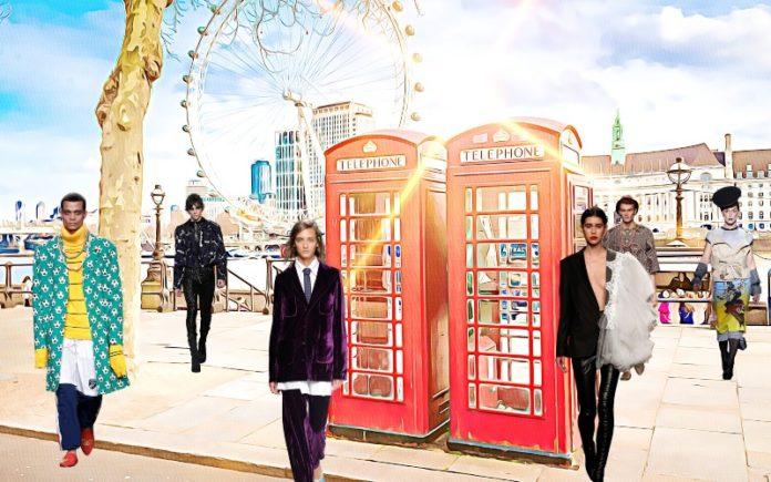 London Fashion Week Gender-Neutral Models