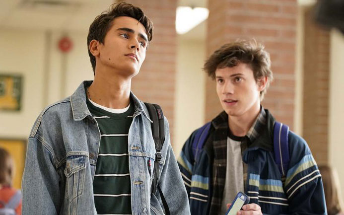 Love, Simon TV series Love, Victor