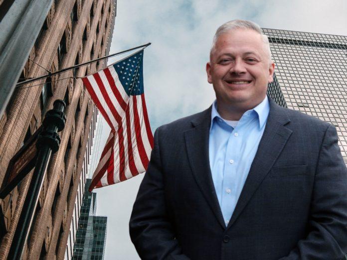 Republican Denver Riggleman