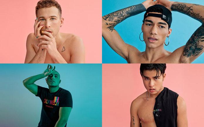 Calvin Klein #PROUDINMYCALVINS