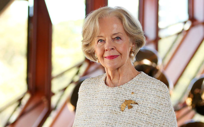 Former Governor-General LGBTI Domestic Violence advocateThe Honourable Dame Quentin Bryce AD CVO