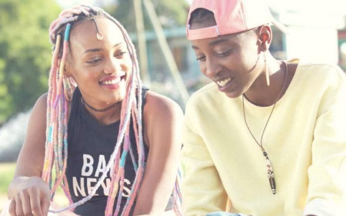 Kenyan film Rafiki