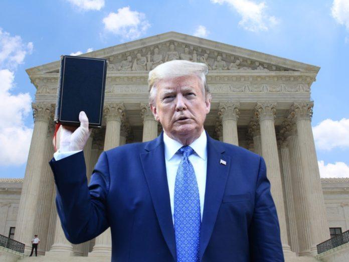 Trump Supreme Court adoption rules