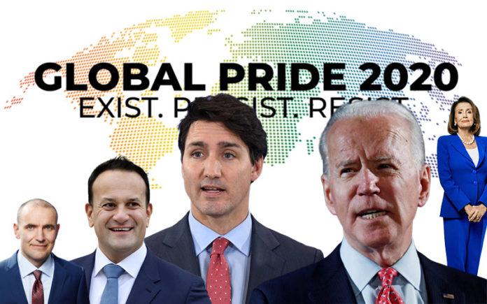 Joe Biden at Global Pride