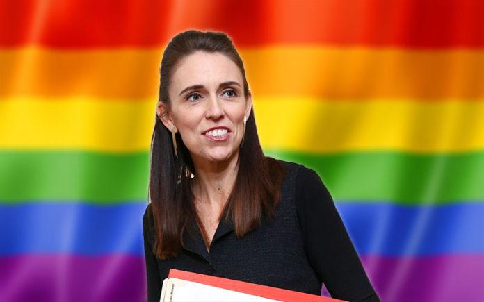 Jacinda Ardern New Zealand Prime Minister