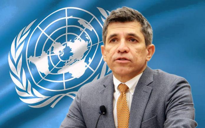 Victor Madrigal-Borloz UN