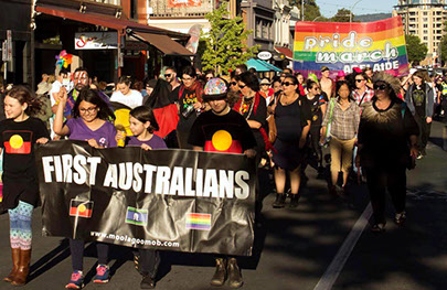 Pride March Adelaide