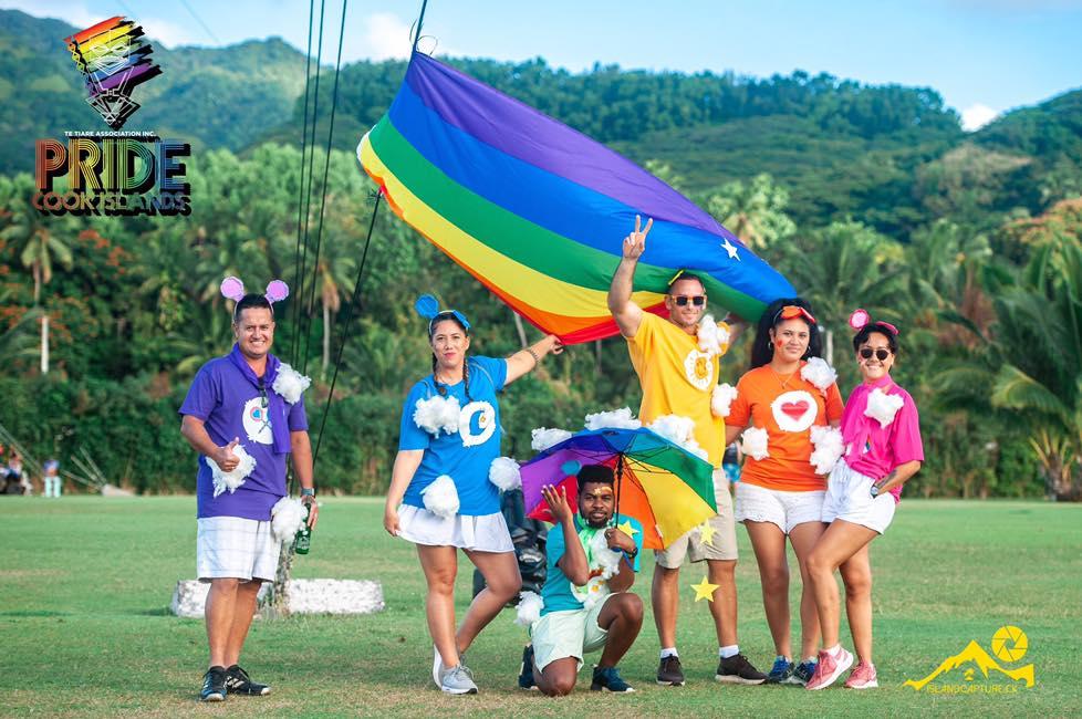 Pride Cook Islands Golf Day Participants (Facebook)