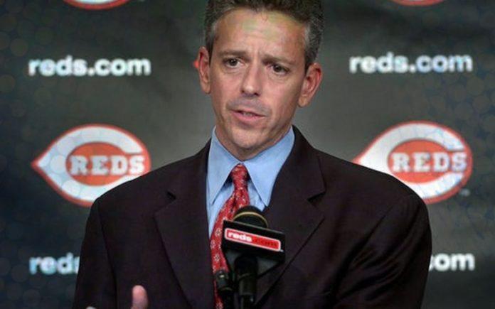 Baseball caller Thom Brennaman
