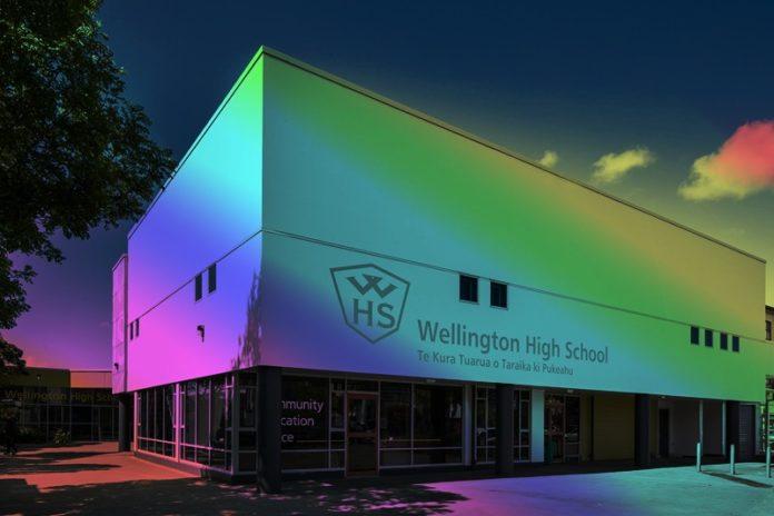 credible threat for wellington high school