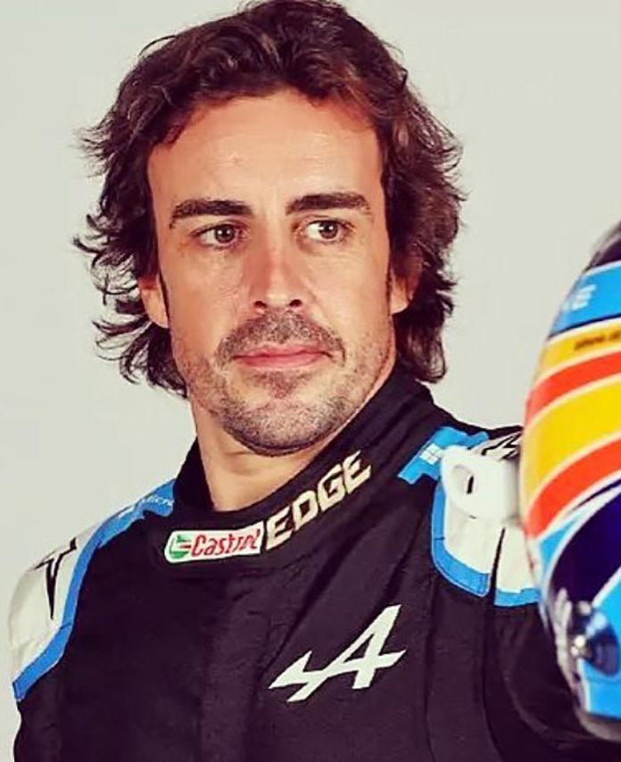 Fernando Alonso (Instagram)
