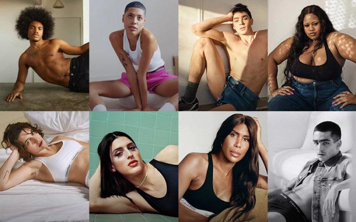 Calvin Klein Pride 2021