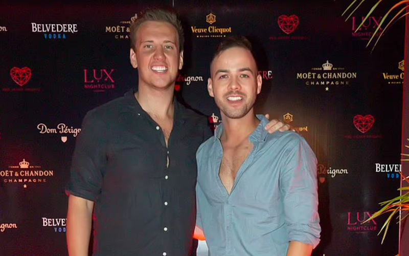 Liam Cooper and Samuel Levi