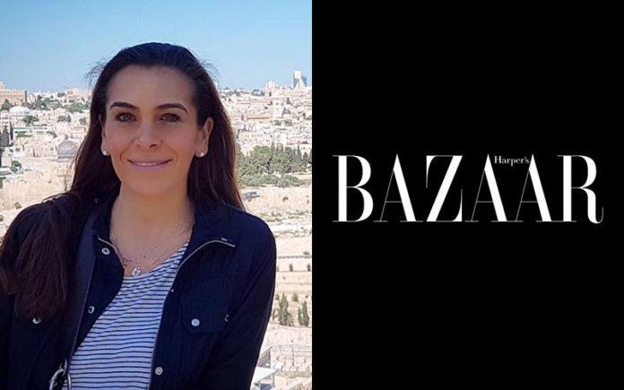 Harper's Bazaar Mexican Editor in Chief Lucia Alarcón