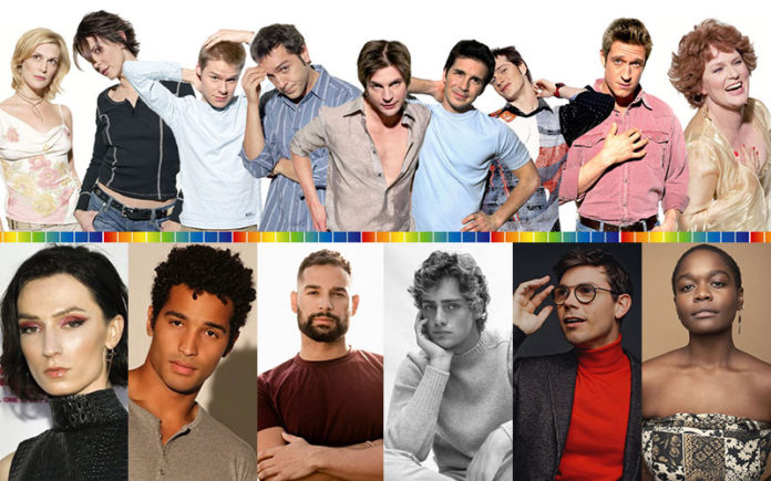 American Queer As Folk cast reimagined